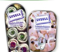 Fischmarinaden von Lysell