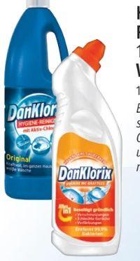 Hygiene-Reiniger von DanKlorix