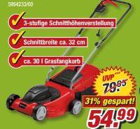 Elektro-Rasenmäher GC-EM-1032 von Einhell