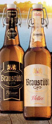 Helles Bier von Braustübl