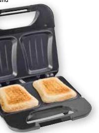 Sandwichmaker ASM750Z von Bestron