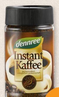 Bio Instant-Kaffee von Dennree