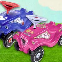 Bobby Car Classic Candy von Big