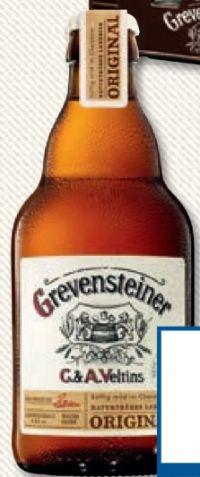 Grevensteiner Original von C. & A. Veltins
