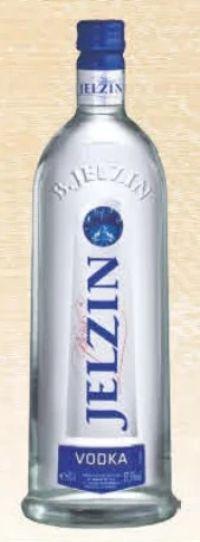 Vodka von Boris Jelzin