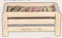 Blumen- und Kräutertrockner