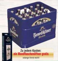 Bier von Benediktiner Weissbier
