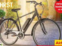 """Trekking-E-Bike Touring Sport 28"""" von Saxonette"""