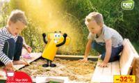 Aksent Sandkasten von Exit Toys