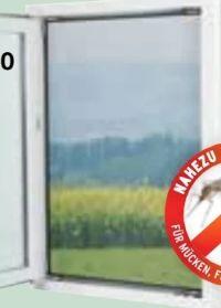 Fenster-Moskitonetz Magic Klick von easy! MAXX