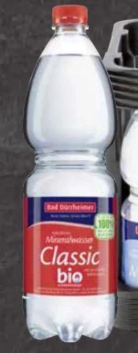Mineralwasser von Bad Dürrheimer