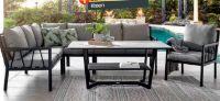 Garten-Lounge-Set Zamora von Amatio