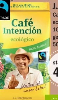 Bio Cafe Intencion von Darboven