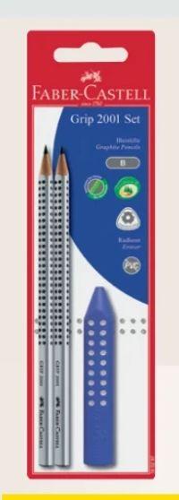 Bleistift-Set Grip 2001 von Faber-Castell