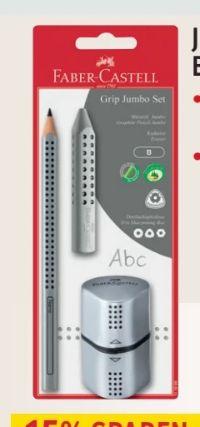 Bleistift-Set Jumbo Grip von Faber-Castell