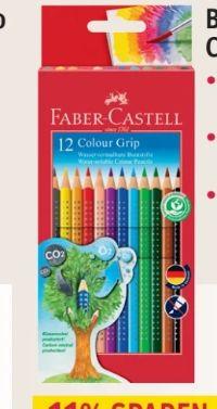 Buntstifte Grip Colour von Faber-Castell