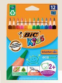 Dreikant-Buntstifte von BIC