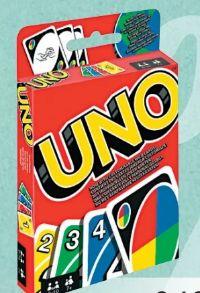 Uno Kartenspiel von Mattel Games