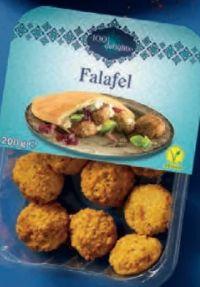 Falafel von 1001 Delights