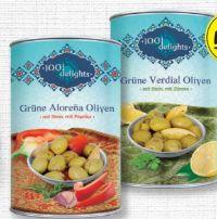 Grüne Oliven von 1001 Delights