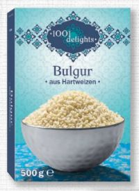 Bulgur von 1001 Delights