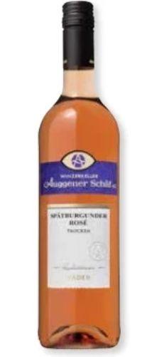 Spätburgunder Rosé von Auggener Schäf