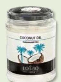 Bio Kokosnussöl von Lotao