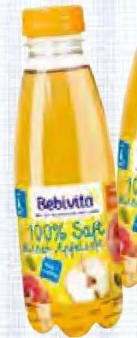 Apfelsaft von Bebivita