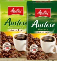 Kaffee von Melitta