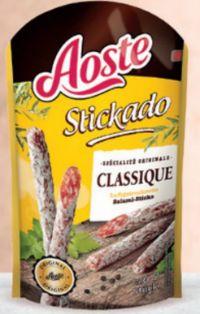 Stickado von Aoste
