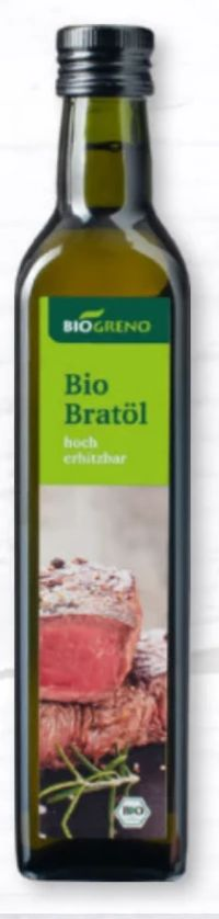 Bio Bratöl von BioGreno
