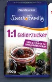 Nordzucker Gelierzucker 1:1 von Sweet Family