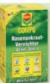 Rasenunkrautvernichter Banvel Quattro von Compo