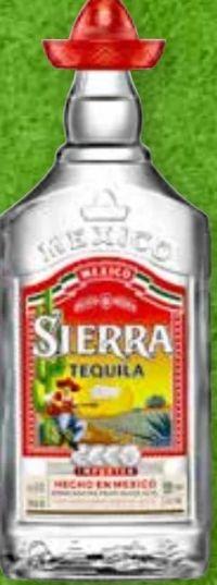 Tequila Gold von Sierra