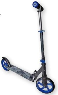 Aluminium-Scooter von muuwmi