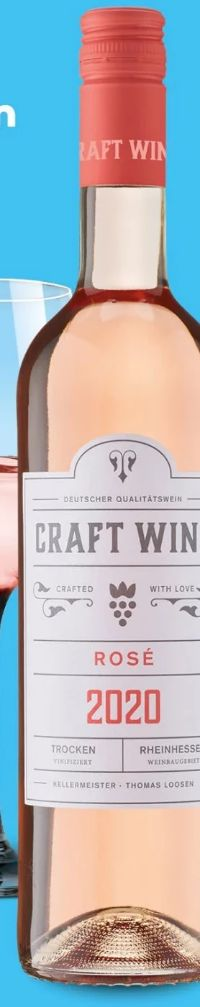 Rosé von Craft Wine