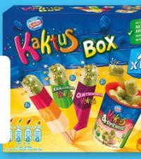 Eis-Box von Nestlé