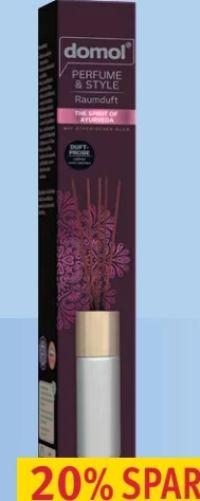 Perfume & Style Raumduft von Domol
