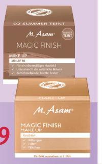Magic Finish Make up von M. Asam