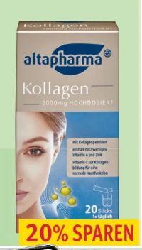 Kollagen von Altapharma