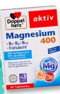Doppelherz Aktiv Magnesium 400 von Queisser Pharma