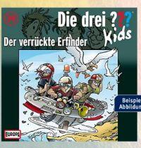 CD Die drei ??? Kids