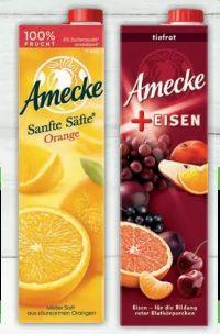 Fruchtsaft von Amecke