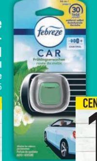 Lufterfrischer-Chip von Febreze Car