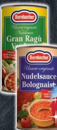 Nudelsauce von Bernbacher