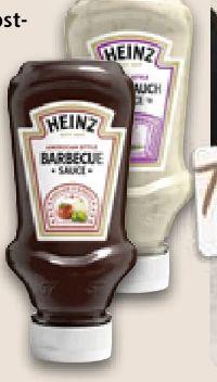Feinkostsauce von Heinz