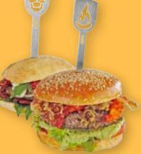 Hamburger-Spieße  Torro von Gefu