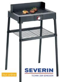 Barbecue Standgrill PG 8563 von Severin