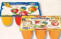 Fruchtzwerge von Danone