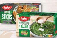Spinat-Spezialitäten von Iglo